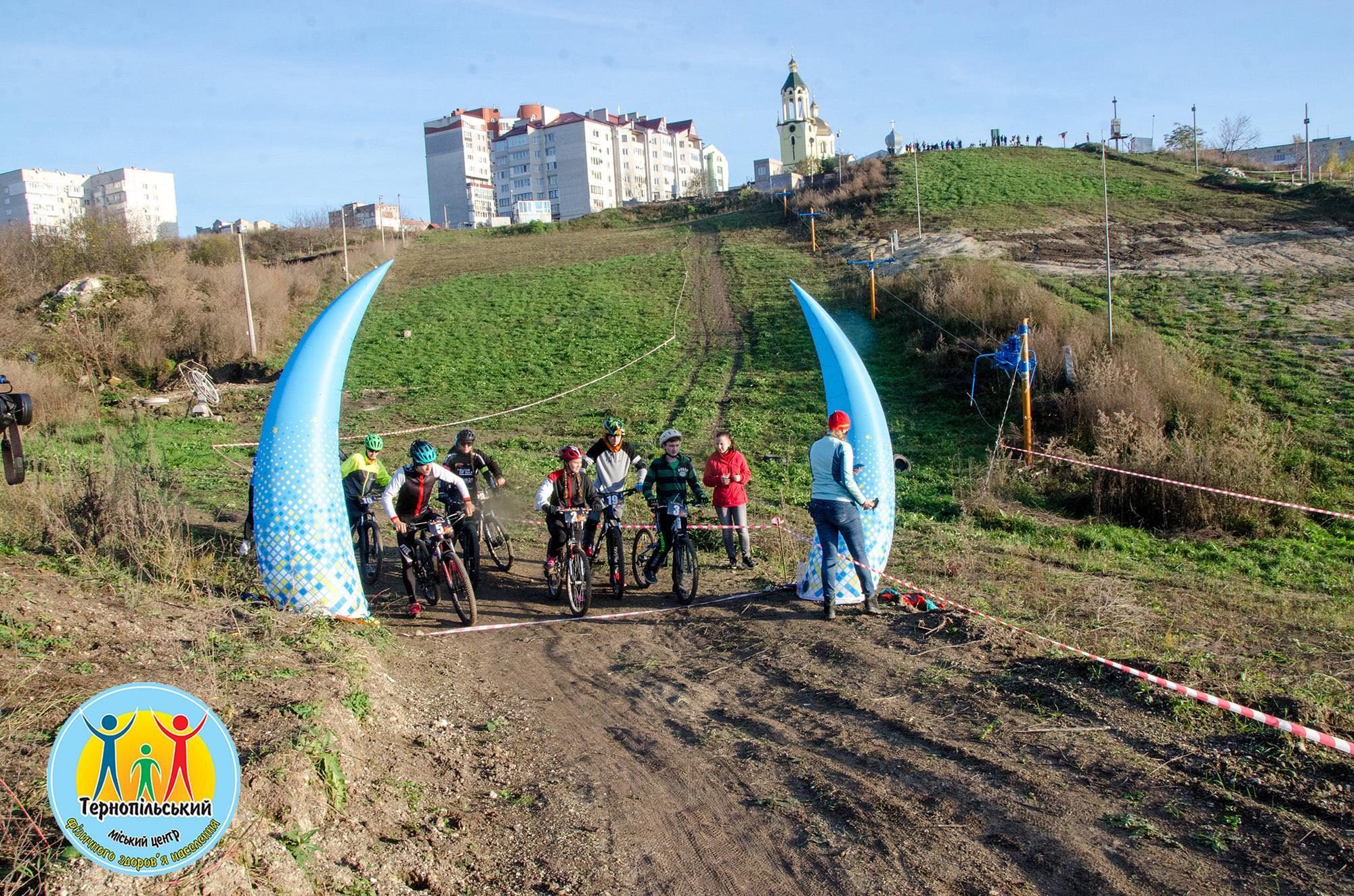 Велоспорт Савич Парк Тернопіль