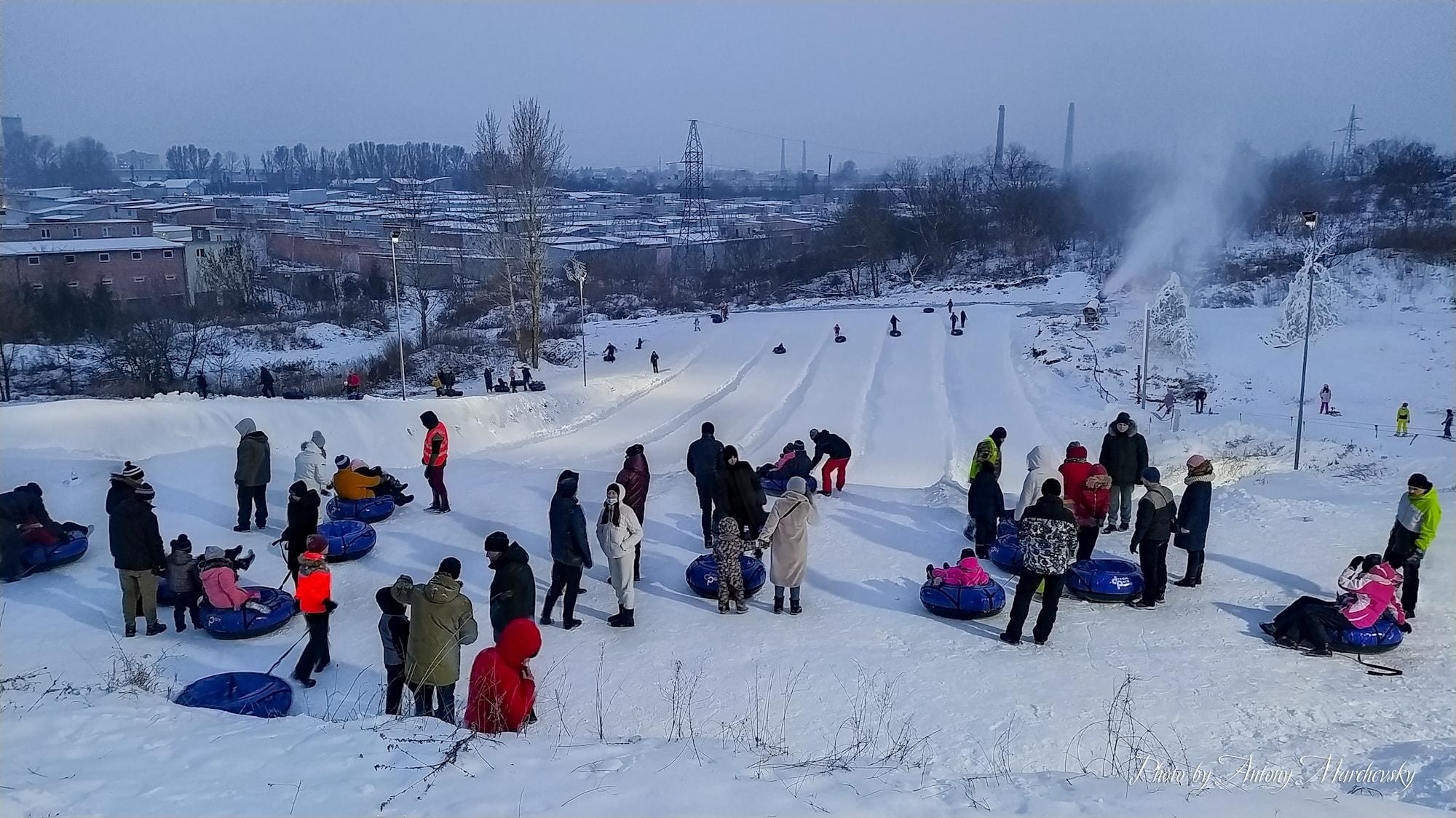 Савич Парк Тернопіль сезон 2020-2021